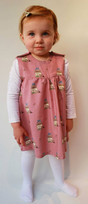 Handmade childrens clothes