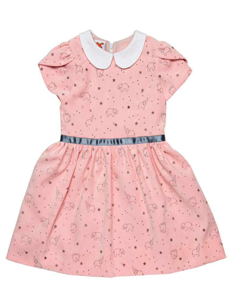 Girls dresses by HappiClose. Made in Ireland.